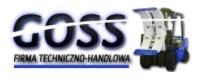 Logo GOSS Firma Techniczno-Handlowa