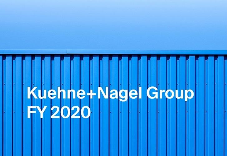 Wyniki finansowe Grupy Kuehne+Nagel za 2020r.