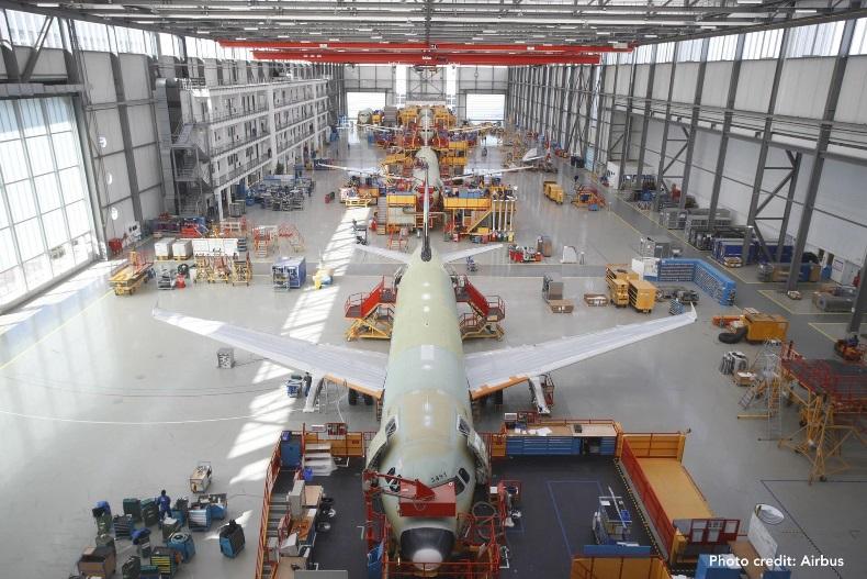 CEVA Logistics operatorem logistycznym Airbusa
