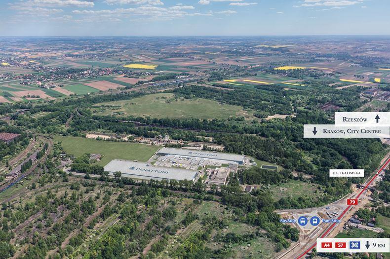Nowe centrum logistyczne ELI w Krakowie
