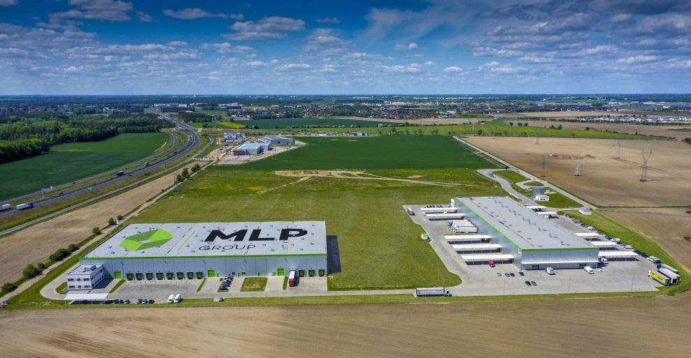 Kolejny logistyczny najemca w MLP Poznań West