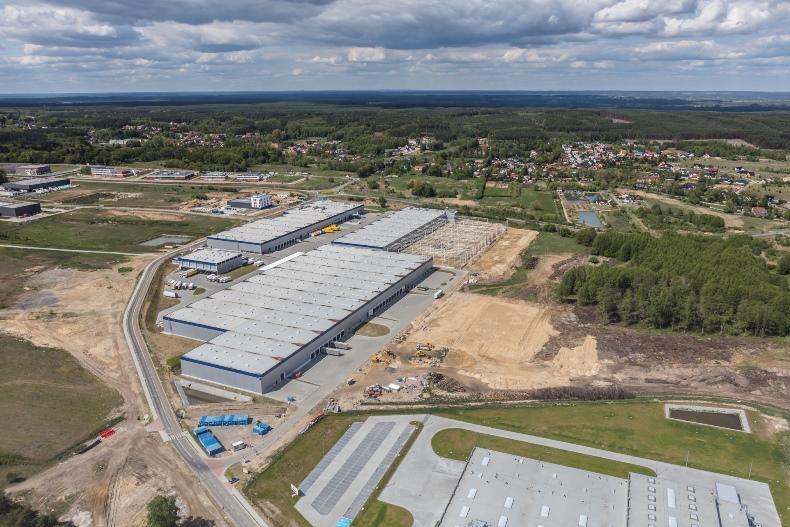 DHL pierwszym najemcą nowoczesnego kompleksu przemysłowego w Zielonej Górze