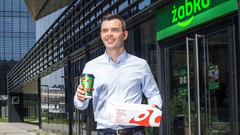Rozwinięcie współpracy Poczty Polskiej z siecią Żabka
