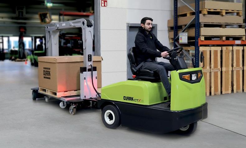 Elastyczny transport wózka