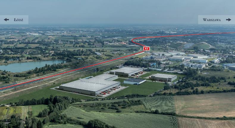 Mocna pozycja branży logistycznej w Warszawie