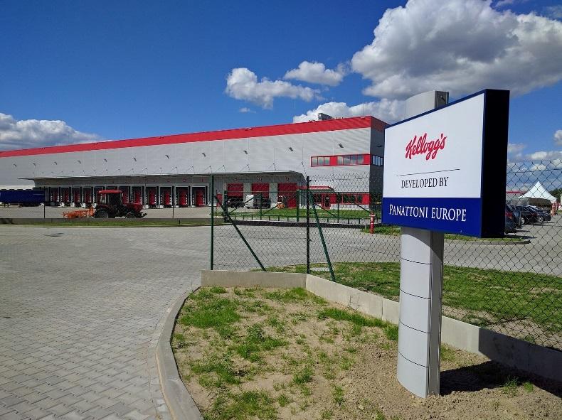 Kellogg's renegocjuje umowę najmu i ekspansji w Polsce