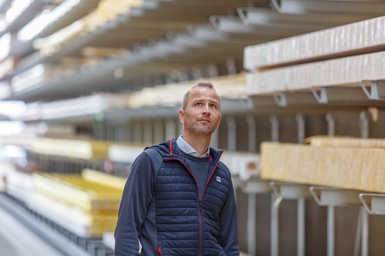 Marcel Gerwin, dyrektor oddziału Seiling GmbH & Co KG w Ahlen