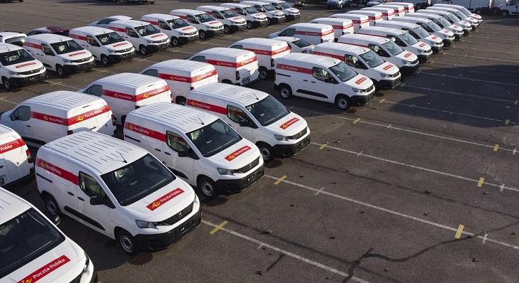 Nowe auta dostawcze dla Poczty Polskiej