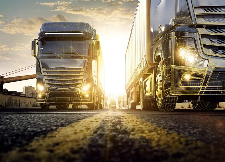Kompleksowy serwis ciężarowy