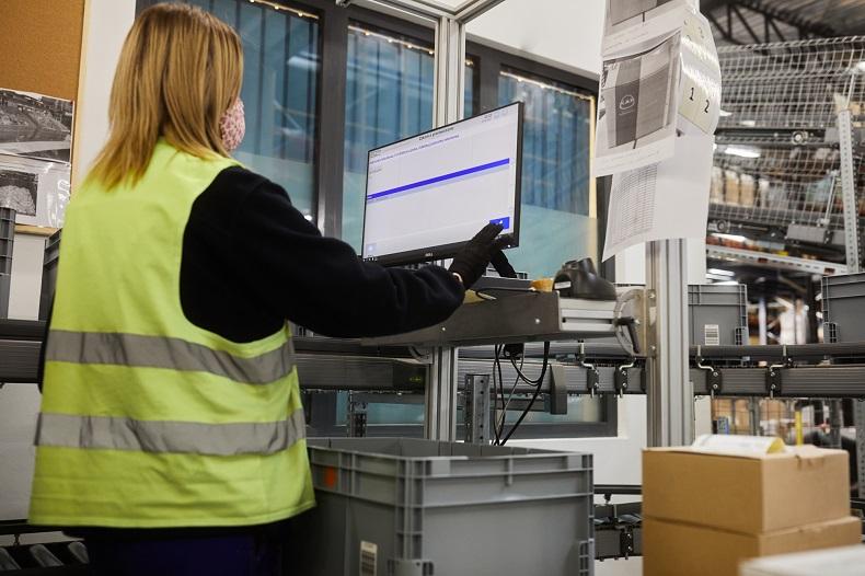 Pojemniki contecline producenta bekuplast: kostki domina w projekcie Onninen