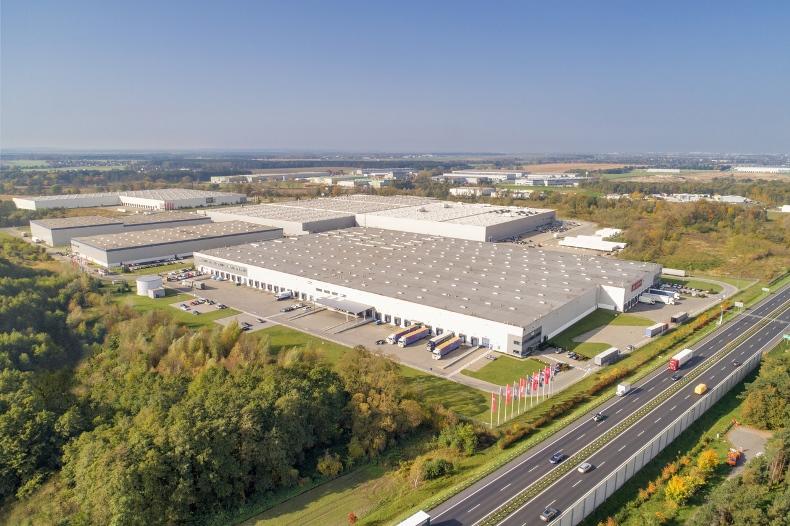 Firma VOX w SEGRO Logistics Park Poznań