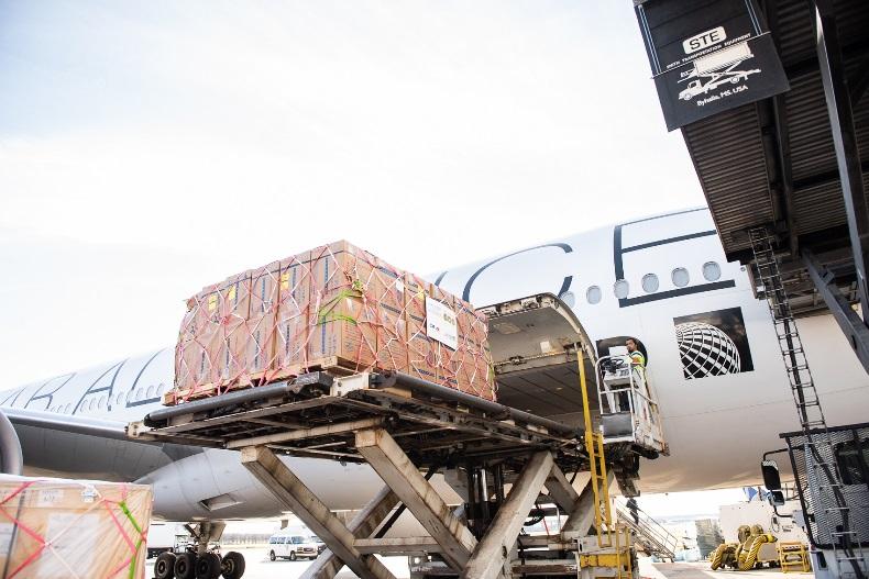 CEVA Logistics przystępuje do United Airlines Eco-Skies Alliance