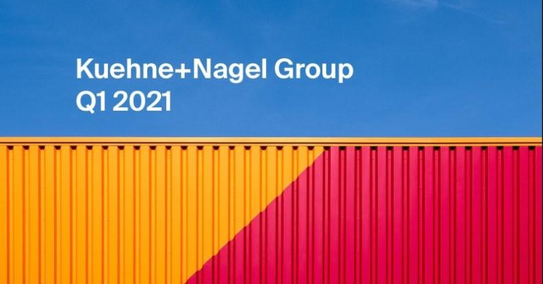 Dobre rozpoczęcie roku Kuehne+Nagel