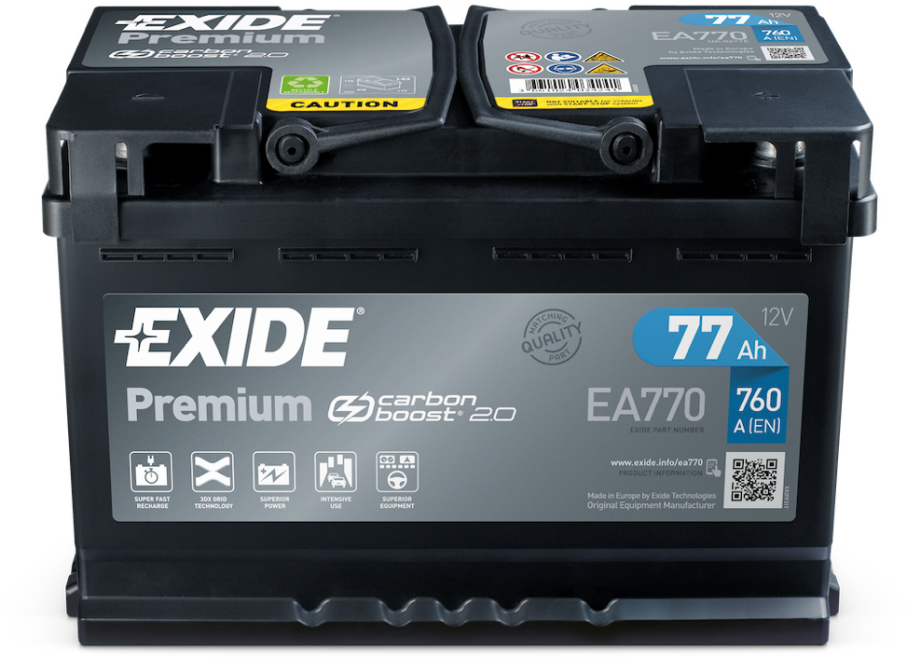 Nowoczesne i ekologiczne wydanie  firm Exide Premium i Centra Futura