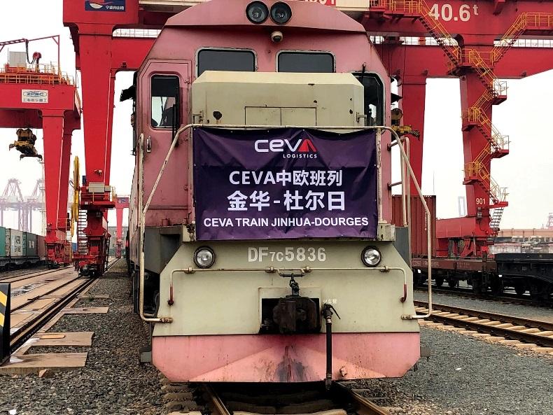 Nowe pociągi z Chin do Europy