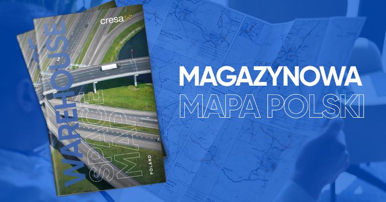 Nowa edycja map powierzchni magazynowych i przemysłowych