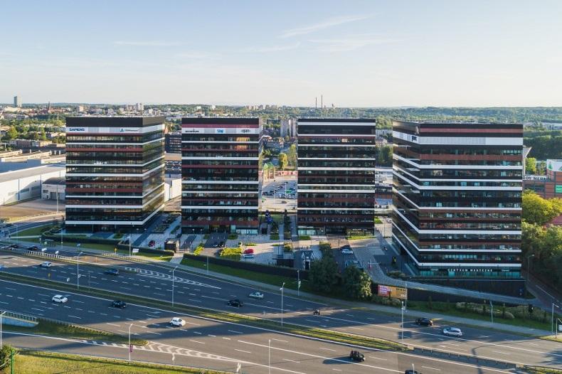 Distribev przedłuża umowę najmu w Silesia Business Park