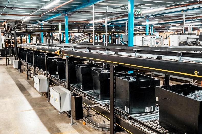 Najnowocześniejsze magazyny omnichannel Under Armour zarządzane przez CEVA Logistics