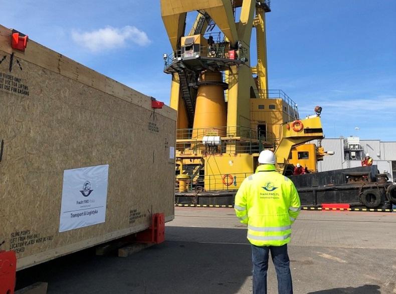 Fracht FWO rozszerza kierunki dostaw dla ładunków ciężkich i ponadnormatywnych