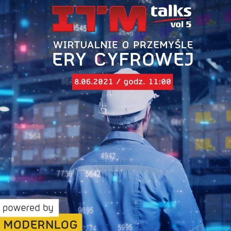 5. odcinek ITM_talks z tematem innowacji w logistyce