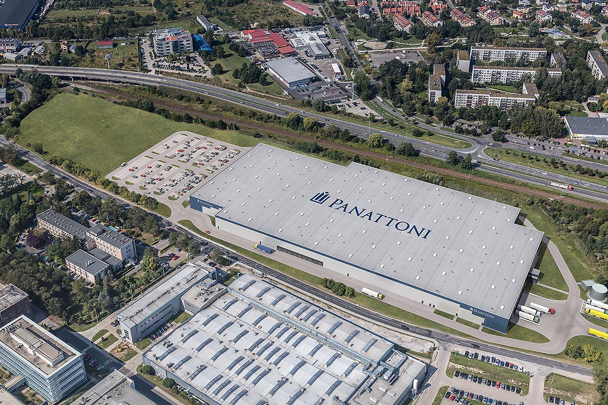 Panattoni dostarczy 2500 miejsc pracy w fabryce we Wrocławiu