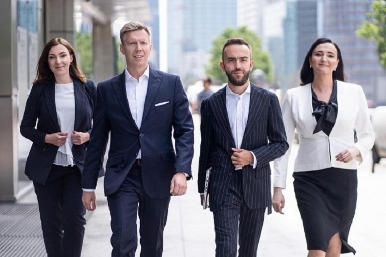 Nowe kadry firmy doradczej Savills