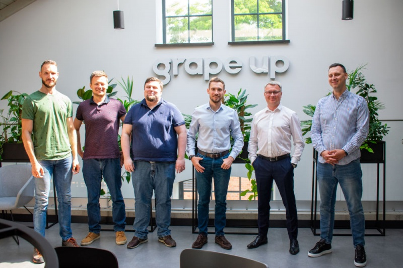 Grape Up inwestuje w Addepto poszerzając ofertę w obszarze sztucznej inteligencji