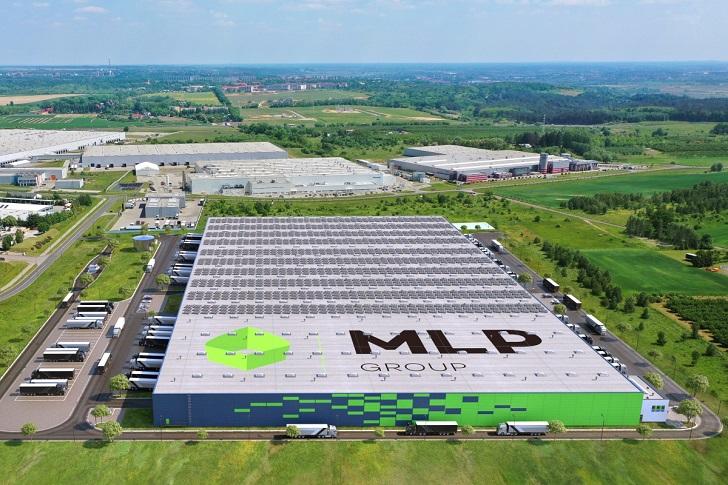 Kolejna lokalizacja w portfelu MLP Group