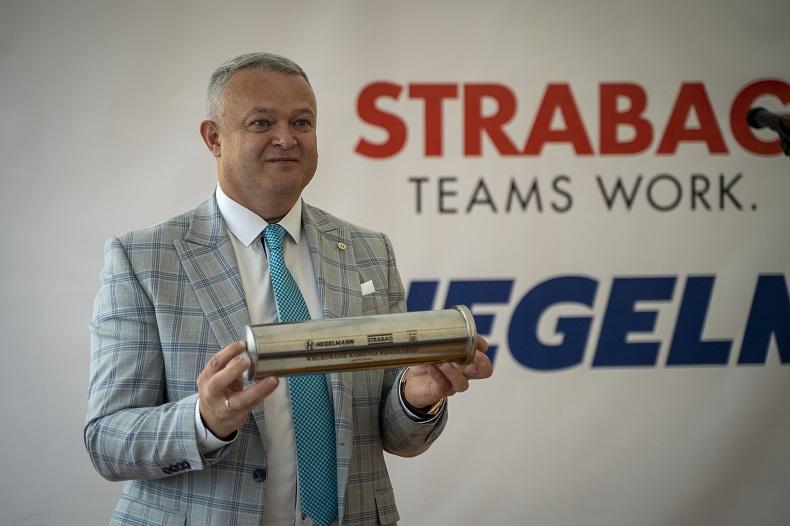 Fedir Yurkevych, Prezes Hegelmann Poland z kapsułą