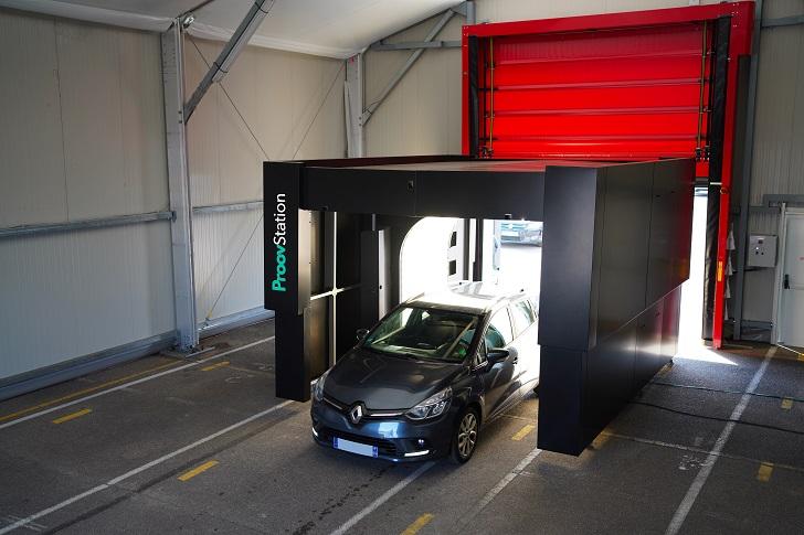 Kontrola pojazdów wspierana przez sztuczną inteligencję