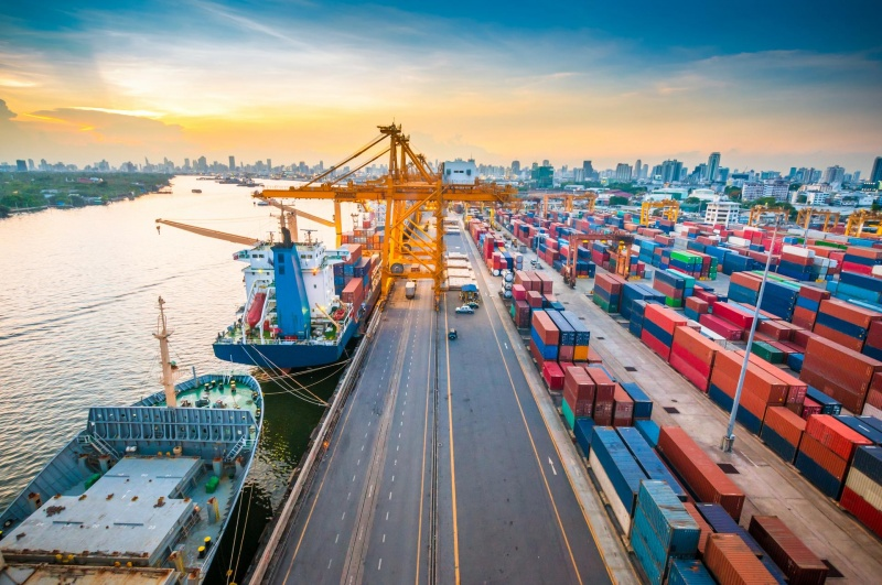 Organizacja transportu morskiego towarów