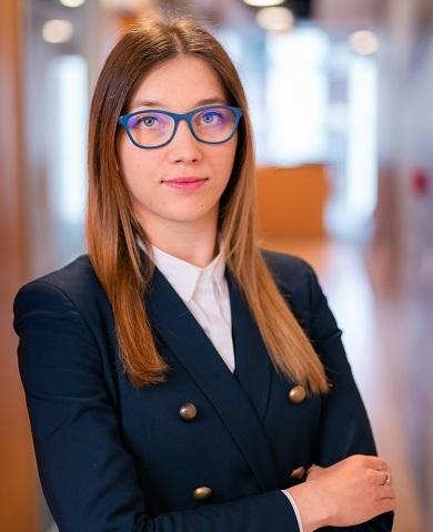 Katarzyna Sawicka, Associate w kancelarii Góralski&Goss Legal