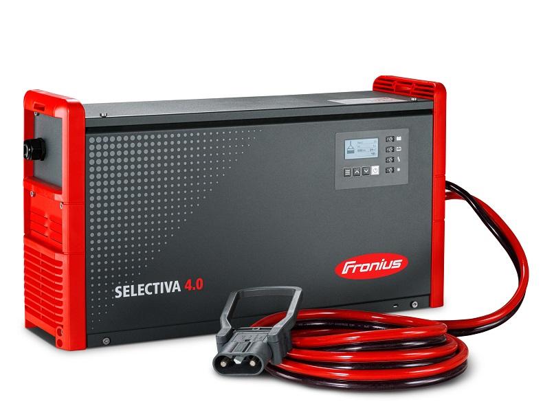Systemy ładowania akumulatorów Fronius