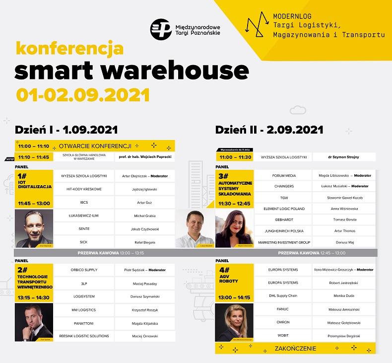 Program Smart Warehouse