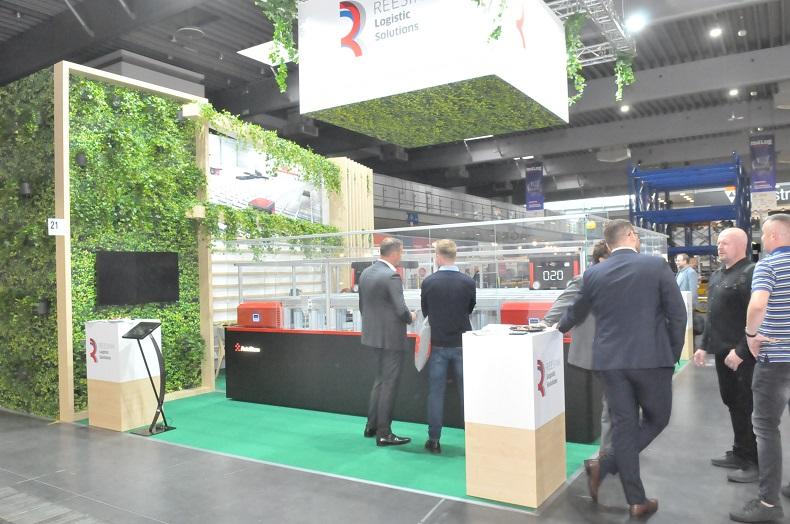 Stoisko REESINK Logistic Solutions