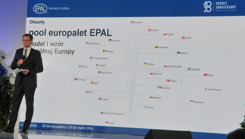 Bernd Dörre, dyrektor zarządzający EPAL