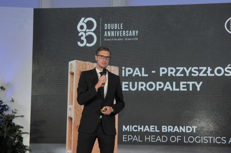 Michael Brandt, odpowiedzialny za wdrożenie systemu iPAL,