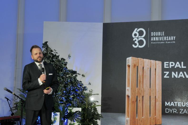 Mateusz Boruta, dyrektor zarządzający ECR Polska