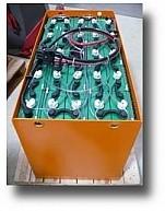 Regeneracja baterii trakcyjnych- Serwis Hoppecke