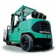 Wynajem wózków widłowych Mitsubishi
