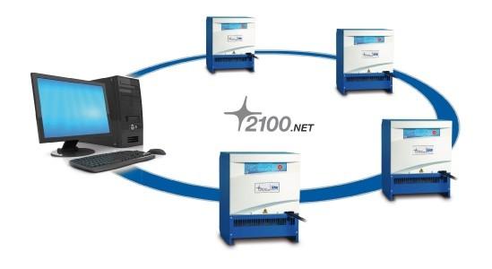System zarządzania flotą 2100.net