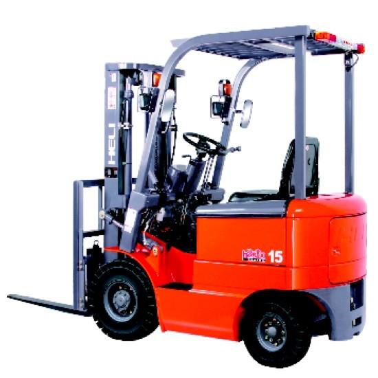 Wózek czterokołowy HELI - CPD20-FJ2