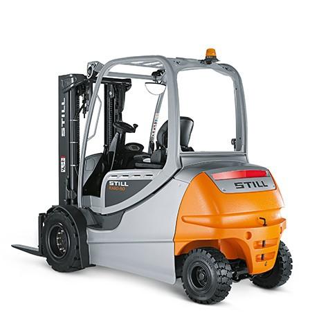 Elektryczny wózek STILL RX 60-50