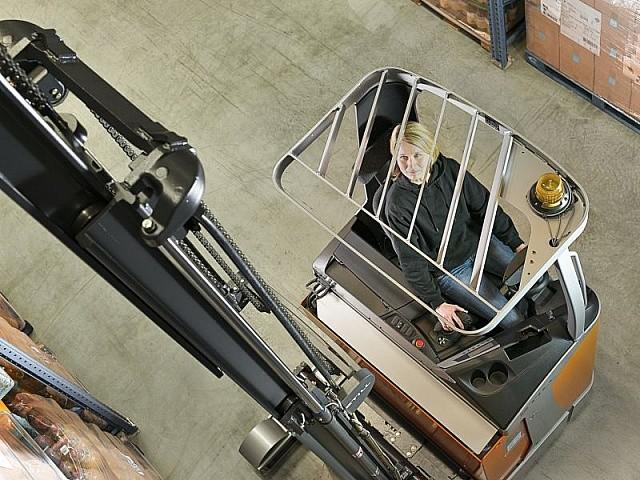 Wózek wysokiego składowania STILL FM-X 10N