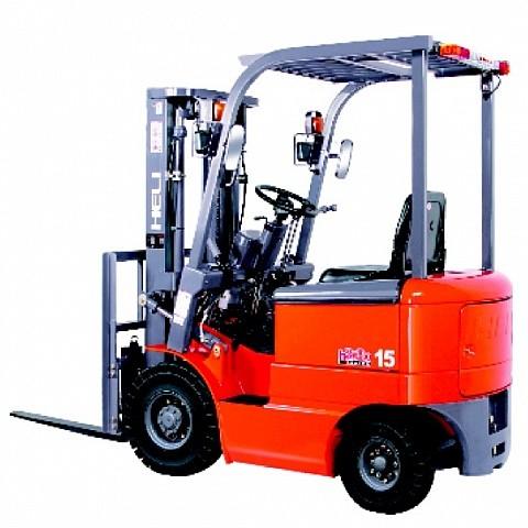 Wózek czterokołowy HELI - CPD15-FJ2 - SHORT