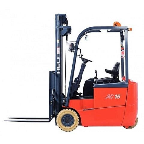 Wózek HELI trzykołowy CPD10S-CQ1