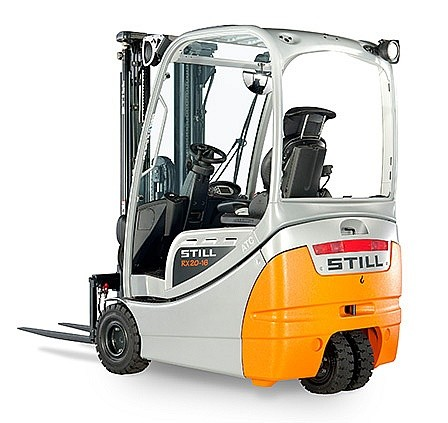 Elektryczny wózek widłowy Still RX 20-18P/h