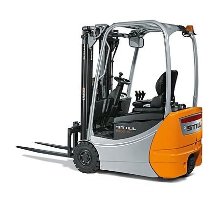 Nowy wózek elektryczny RX 50-10 C