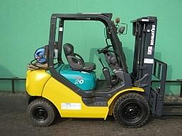 Lemarpol - wózek Komatsu FG20-16
