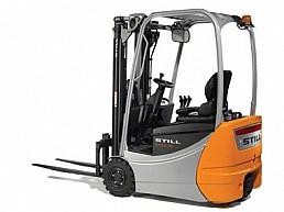 Nowy wózek elektryczny Still RX 50-16